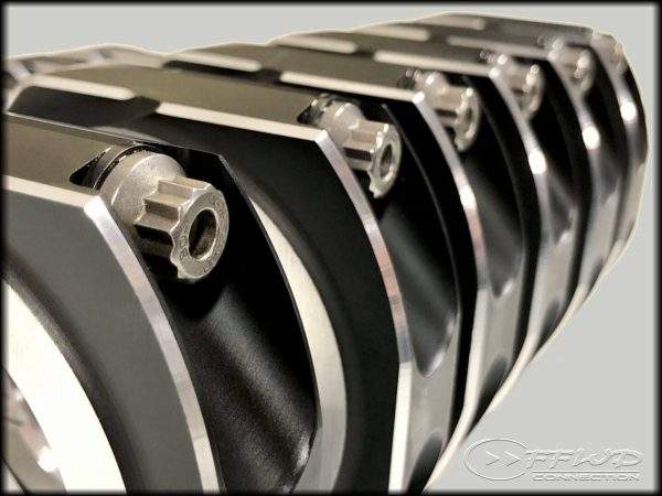 ARP2000 standard issue bolts in our VADER racing rods